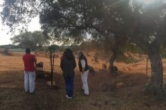 00005PEPE ALBA 17-10-2015 Periodista Mexicano - Trabajo para la Extremadura Turismo