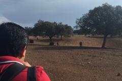 00008PEPE ALBA 17-10-2015 Periodista Mexicano - Trabajo para la Extremadura Turismo