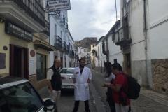 00009PEPE ALBA 17-10-2015 Periodista Mexicano - Trabajo para la Extremadura Turismo