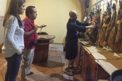 00013PEPE ALBA 17-10-2015 Periodista Mexicano - Trabajo para la Extremadura Turismo