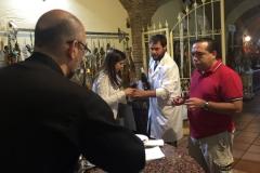 00018PEPE ALBA 17-10-2015 Periodista Mexicano - Trabajo para la Extremadura Turismo