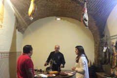 00019PEPE ALBA 17-10-2015 Periodista Mexicano - Trabajo para la Extremadura Turismo