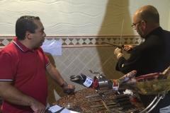 00020PEPE ALBA 17-10-2015 Periodista Mexicano - Trabajo para la Extremadura Turismo