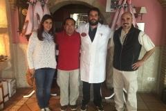 00021PEPE ALBA 17-10-2015 Periodista Mexicano - Trabajo para la Extremadura Turismo