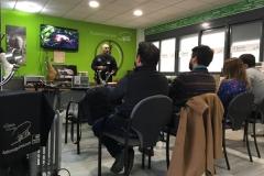 0000118-02-2018 Curso Corte de Jamón Centro Escuela Pepe Alba 2:18:2018