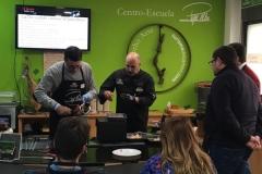0001318-02-2018 Curso Corte de Jamón Centro Escuela Pepe Alba 2:18:2018