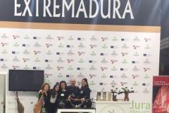 FEHISPOR 2015 - Pepe Alba - Alimentos de Extremadura/ Avante